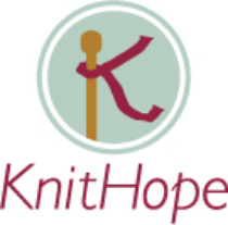 Why just knit when you can KnitHope?